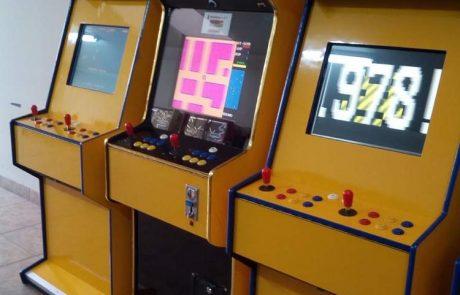 Arriendo de Arcades